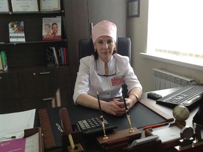 Амина Расуловна Джаватханова